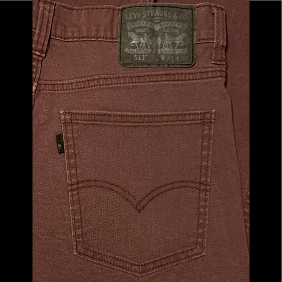 Levi's Other - Levi's 511 Slim Fit Stretch Jeans